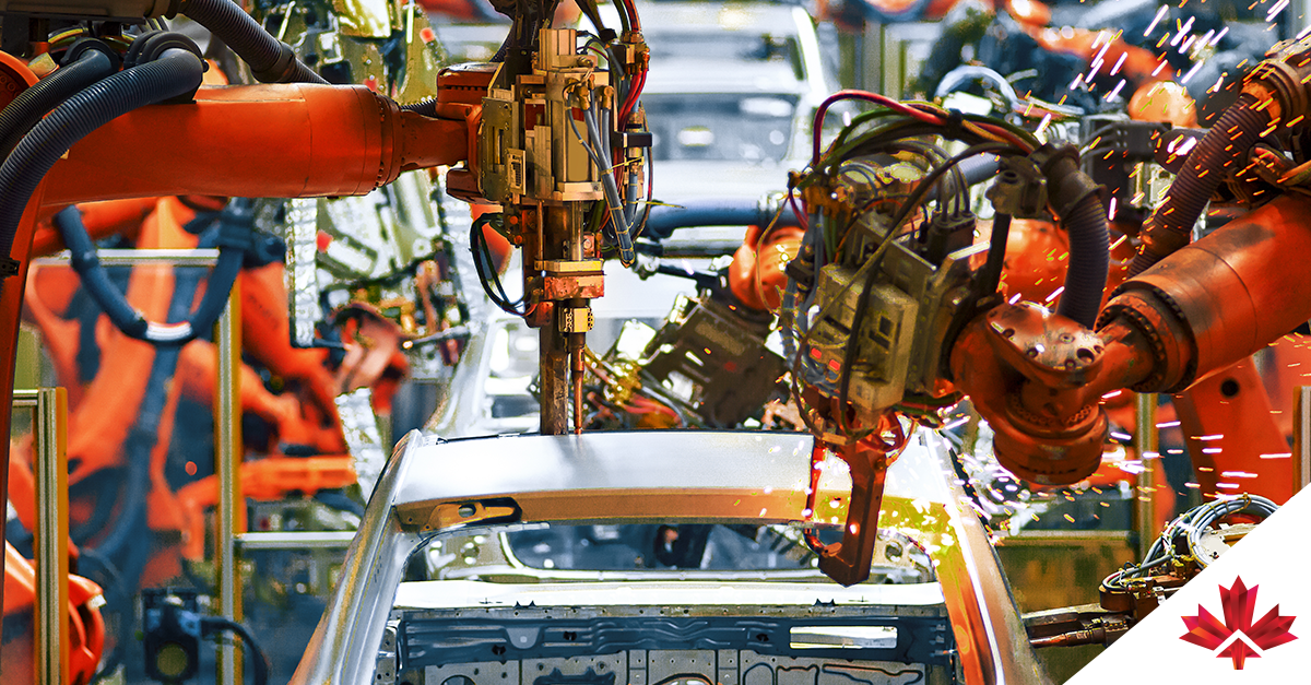car manufacturing facility
